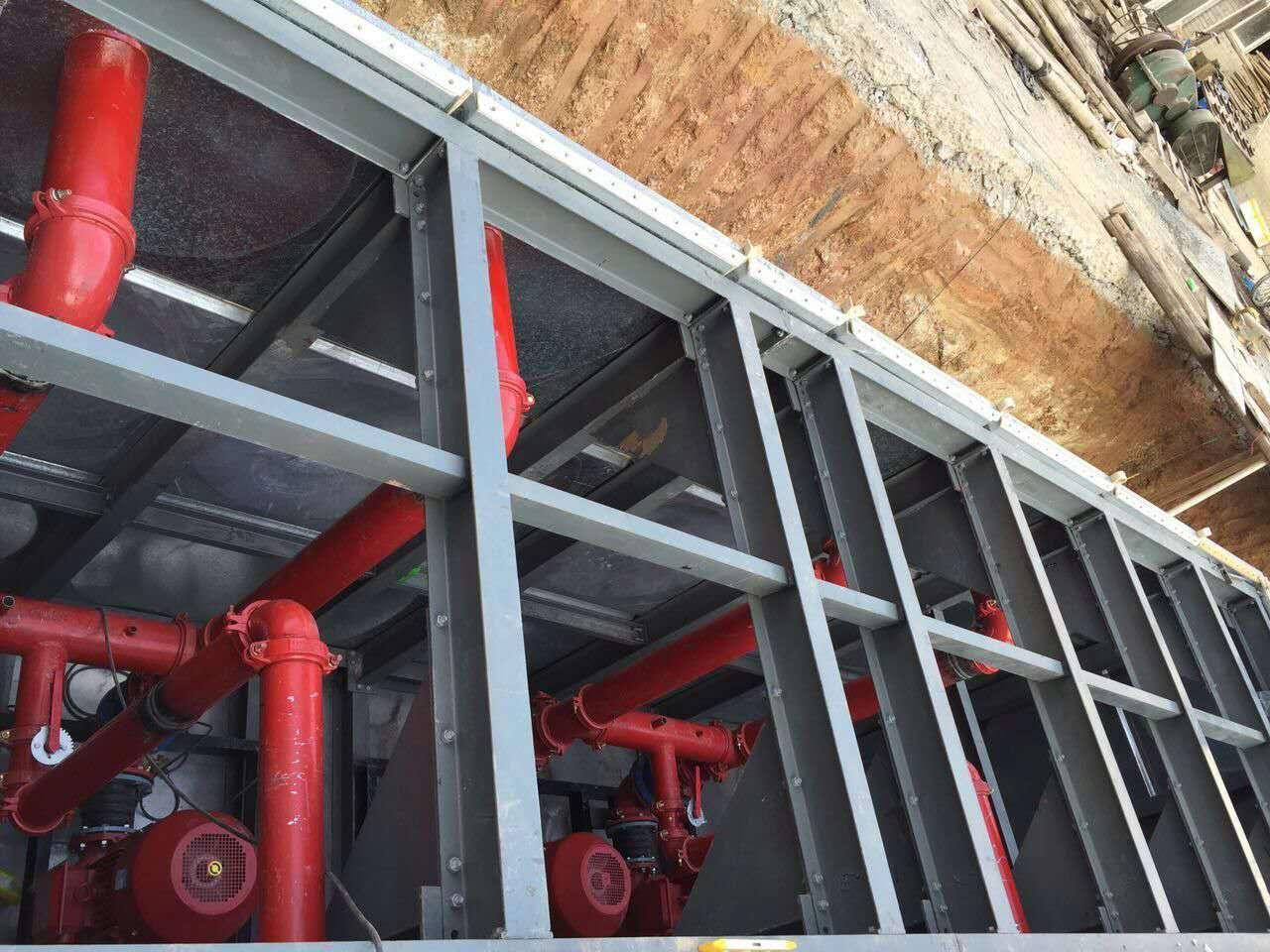 安徽地埋增压箱泵一体化为消防安全保驾护航