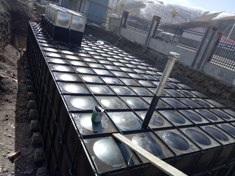 消防地埋水箱 抗浮地埋泵站 BDF消防水箱