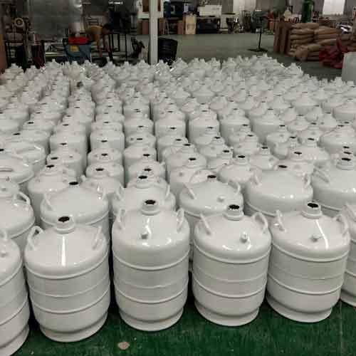 天驰液氮罐