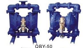QBY-50不鏽鋼氣動隔膜泵