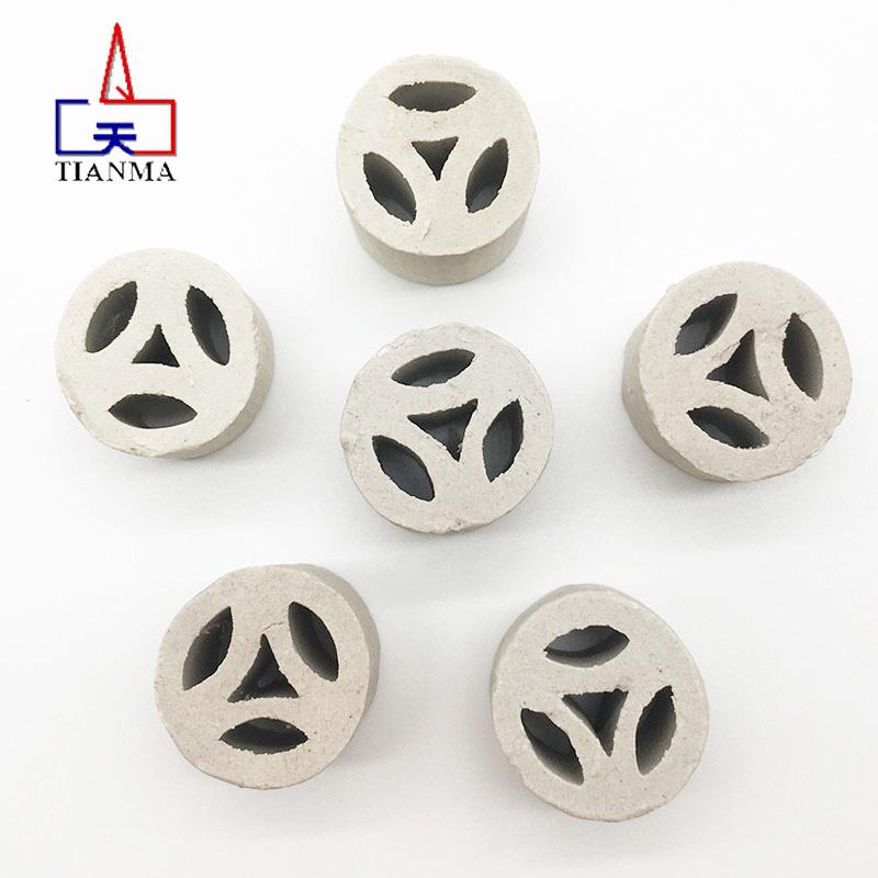 天马陶瓷三丫扁环