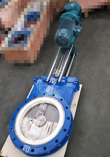 电液动陶瓷刀闸阀