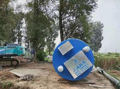 生活汙水預製泵站