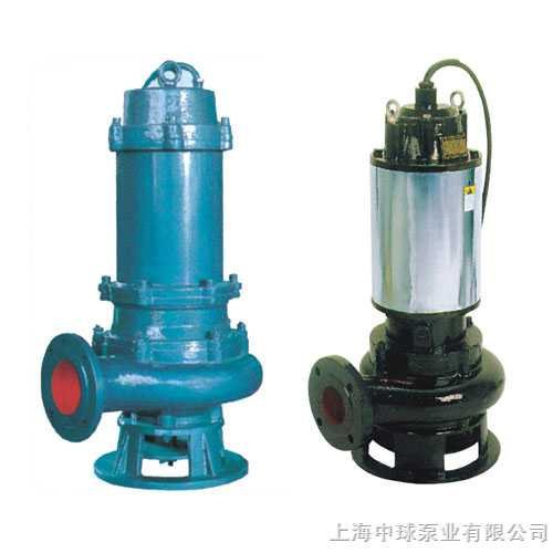 自动搅匀排污泵