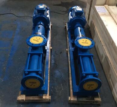 G型單螺杆泵