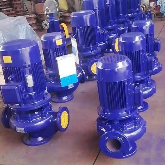GW管道排汙泵