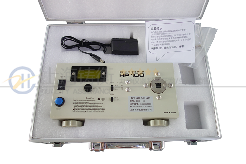 标定电动起子扭距仪