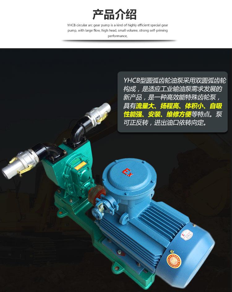 油罐车专用泵