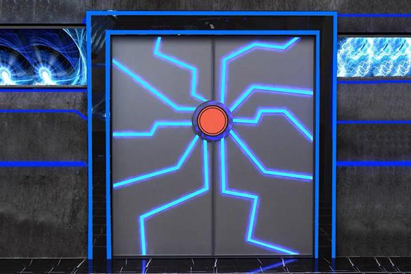 网红科技展厅门