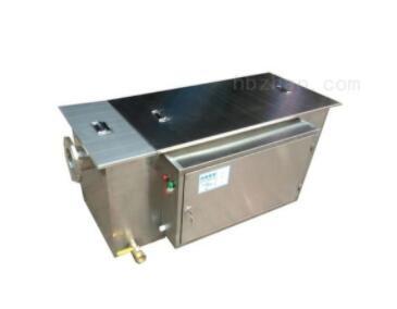 餐饮废水隔油器