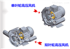 HRB5.5KW双叶轮单叶轮高压鼓风机的参数