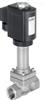 BURKERT柱塞阀2/2路直动式电磁阀