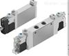 作用FESTO电磁阀VUVG-SK14-B52-T-Q4-1R8L-S