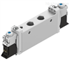 解析FESTO电磁阀VUVG-L14-B52-T-G18-1P3