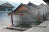 中山石歧度假村喷雾降温设备