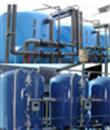 多介质过滤器/罐 机械过滤污水处理前置设备